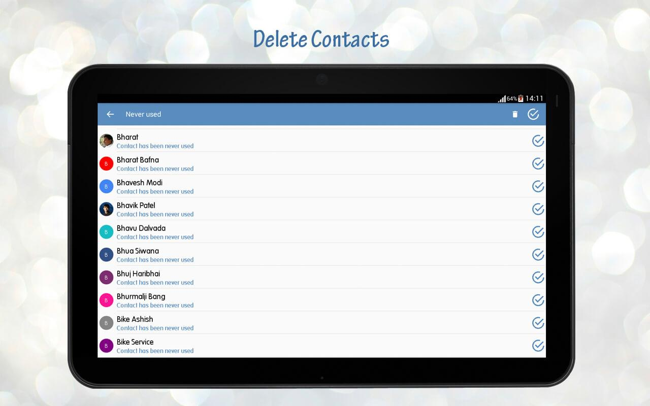 Duplicate Contact Merger Screenshot 14