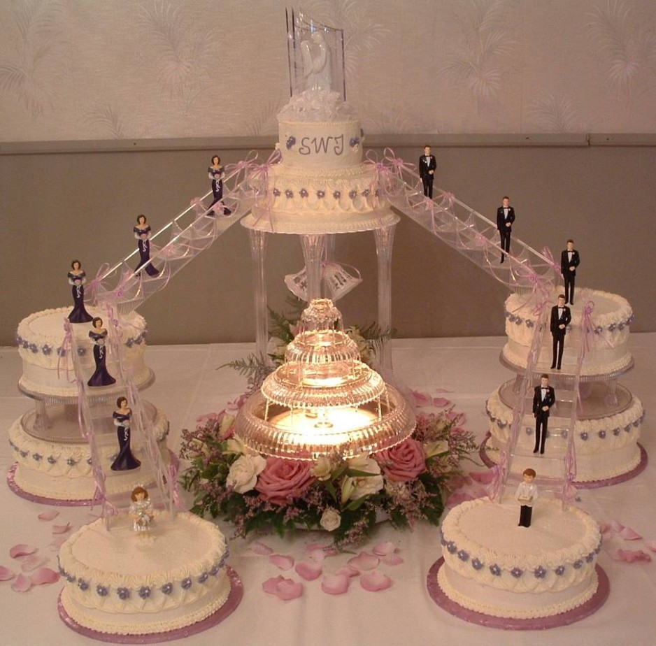 Best Wedding Cake With