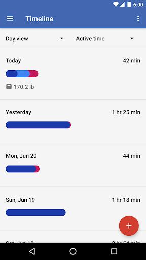 Google Fit - Fitness Tracking screenshot 6