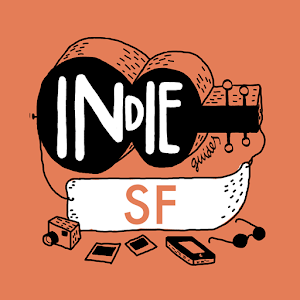 Cover art Indie Guides San Francisco