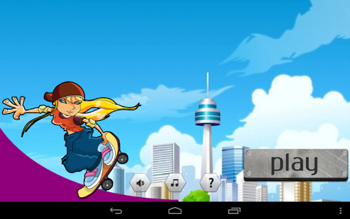 Train Girl Subway Rush FRIV™ - screenshot