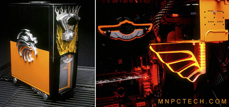 dark roasted blend: the coolest pc case mods on the planet