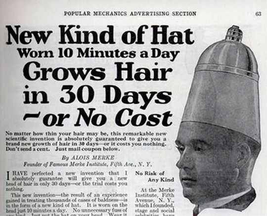 Weird Vintage Ads (Outrageous!