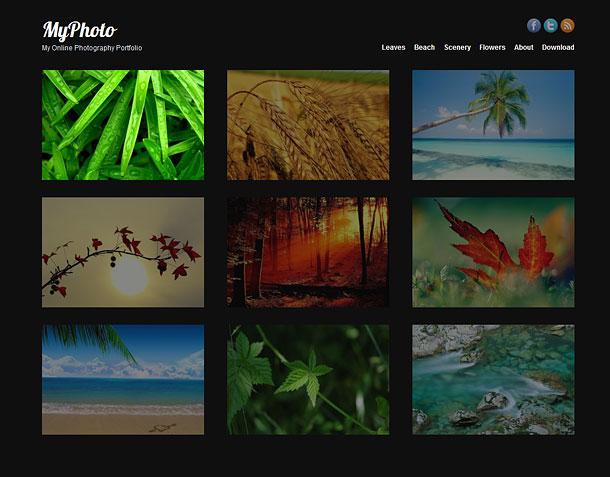 MyPhoto Free Photography