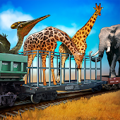 Download Animal train APK to PC