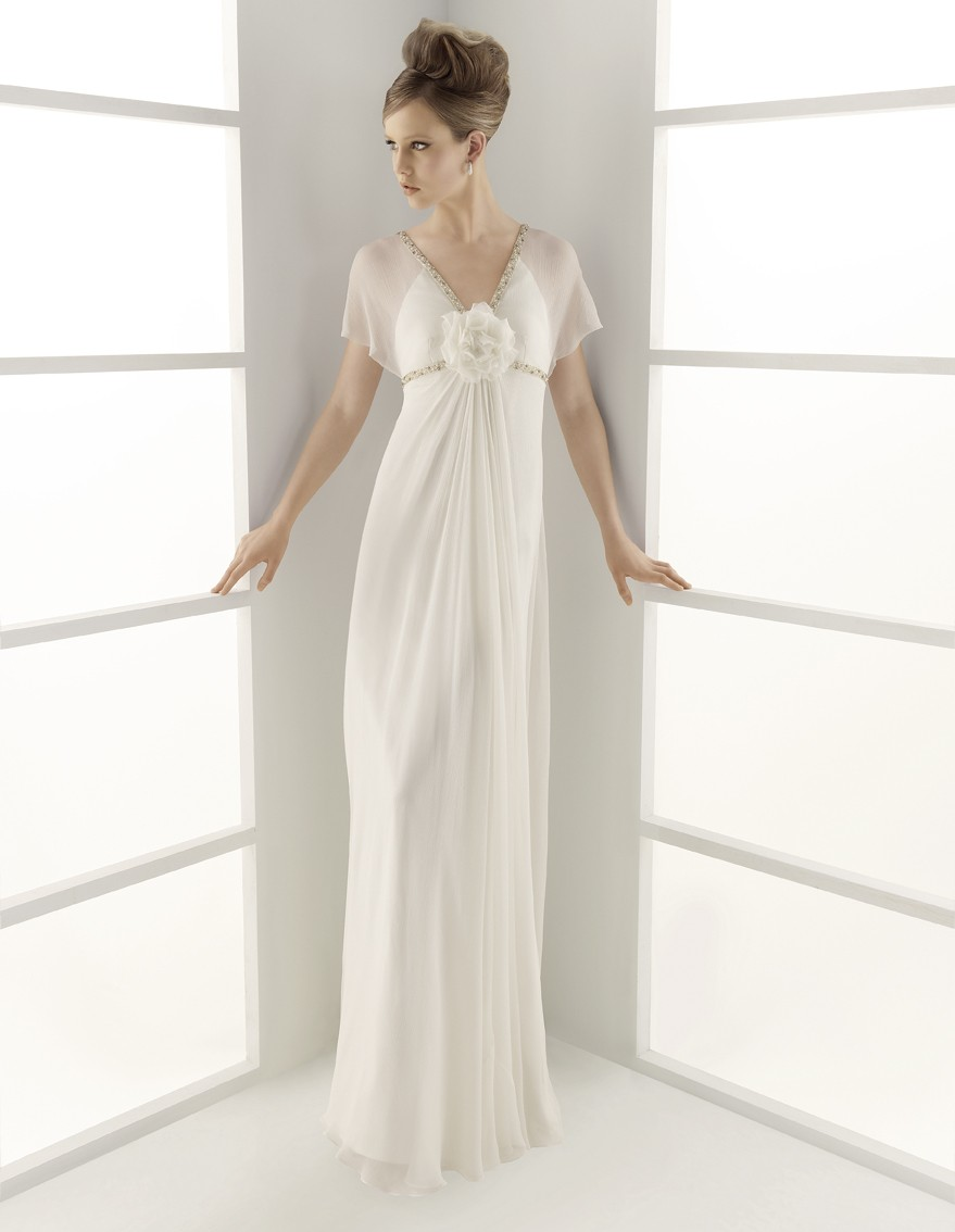 Alma Novia wedding dress