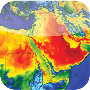 Download ArabiaWeather Maps
