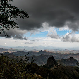 Simien1 by Lucien Vandenbroucke - Landscapes Weather ( simien, mountain, ethiopia )