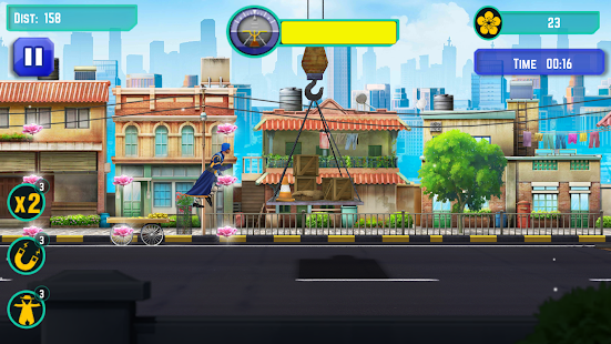 Flying Jatt The Game apk screenshot