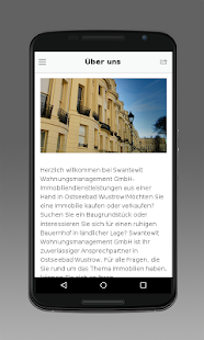 Swantewit Wohnungsmanagement - screenshot