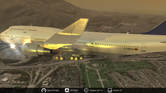 Flight Unlimited 2K16 HD- screenshot thumbnail