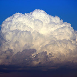 Promising weather by Christo du Plessis - Landscapes Cloud Formations (  )