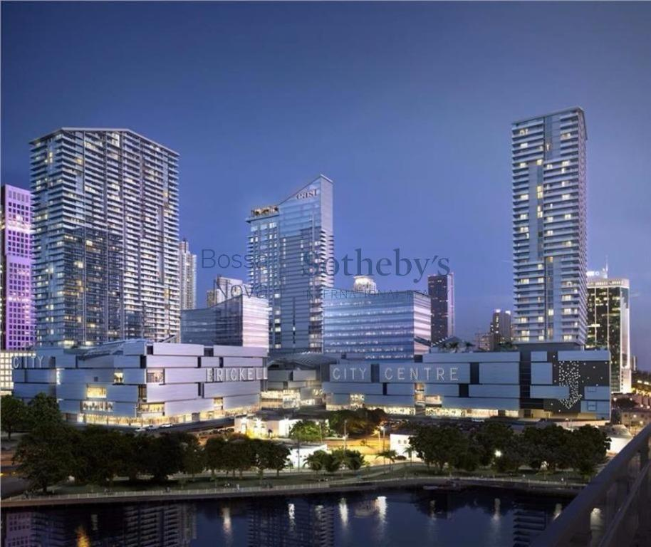 Lançamento - Brickell City Center