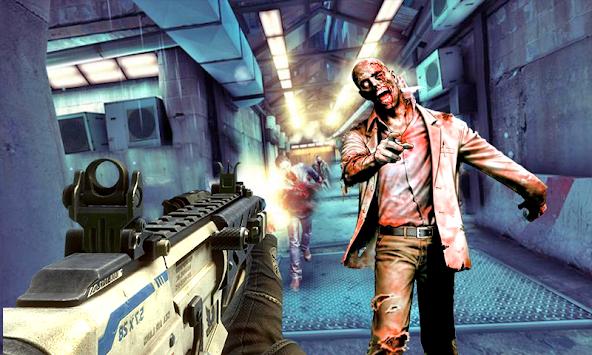 Zombies Delta Target Killer apk screenshot