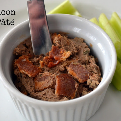 Beef Liver Pâté with Bacon and Rosemary
