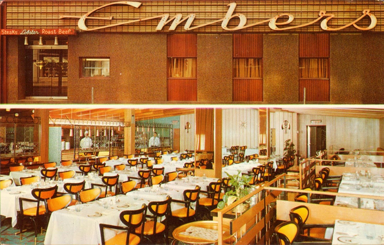 The Embers Steak House