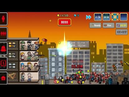 Free 100 DAYS - Zombie Survival APK for Windows 8