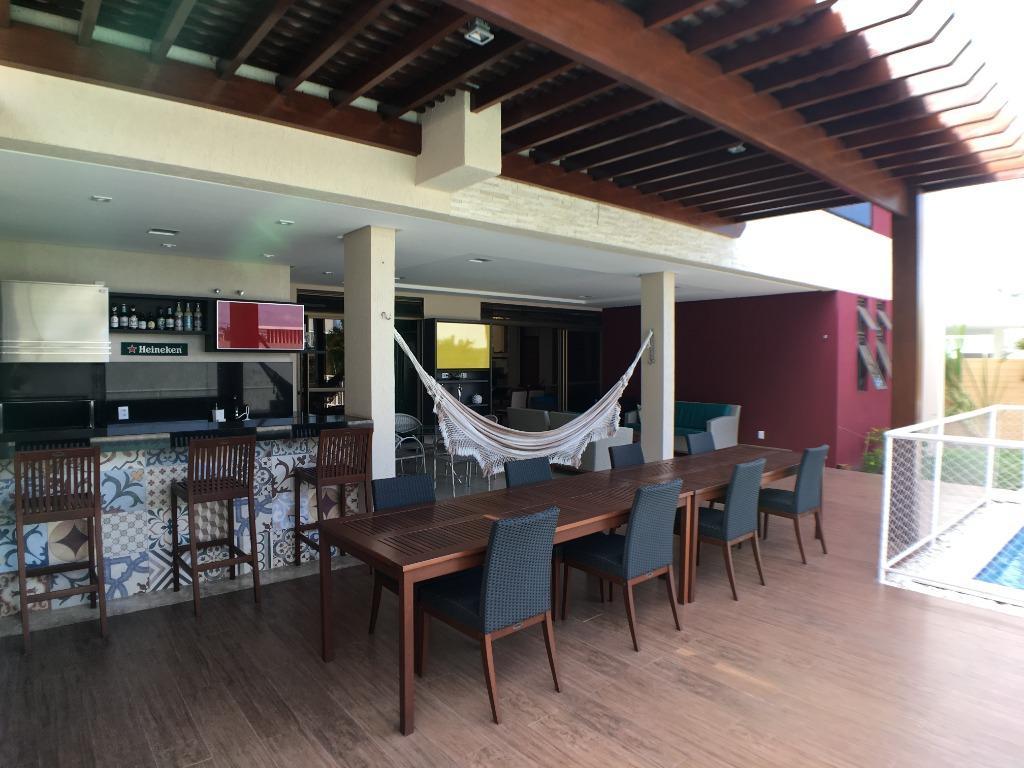 Casa com 4 dormitórios à venda, 330 m² por R$ 1.900.000 - Altiplano Cabo Branco - João Pessoa/PB