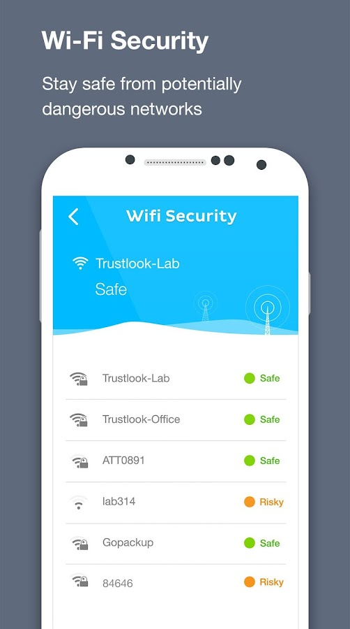 Free Antivirus & Security App Screenshot 5