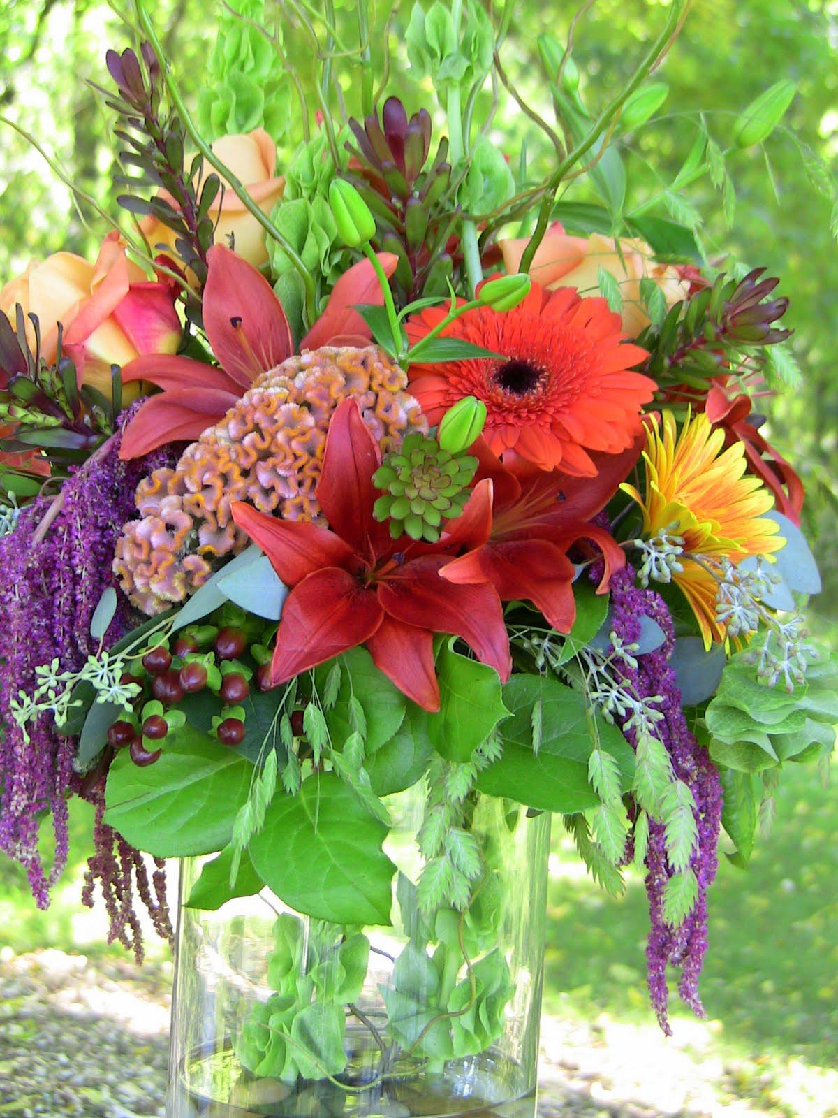Bench\'s blog: fall wedding colors