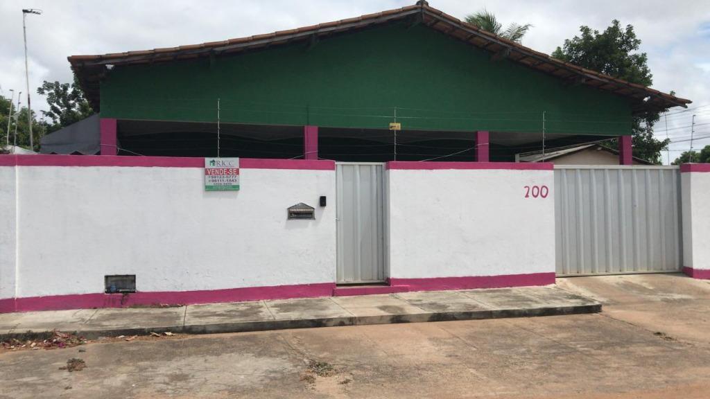 Casa com 3 dormitórios à venda, 280 m² por R$ 320.000 - Buritis - Boa Vista/RR