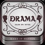 Drama - Salon, Spa & Tattoo Icon