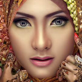 by Nauval Andika - People Portraits of Women