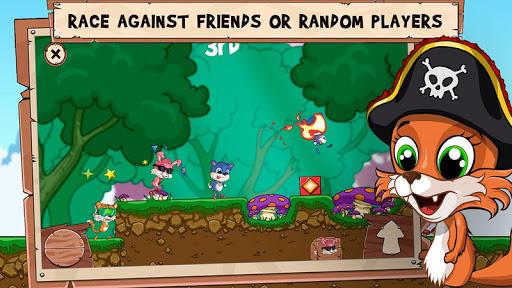 Fun Run 2 - Multiplayer Race screenshot 2