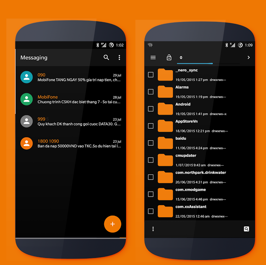CM12.x/CM13 MIUI Dark Screenshot 7