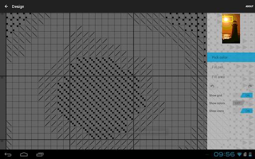 CrossStitch Editor Pro - screenshot