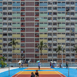 by Jim Cunningham - City,  Street & Park  Neighborhoods