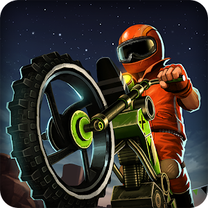 Trials Frontier 5.5.0 Apk + Mod Unlocked + Data Android