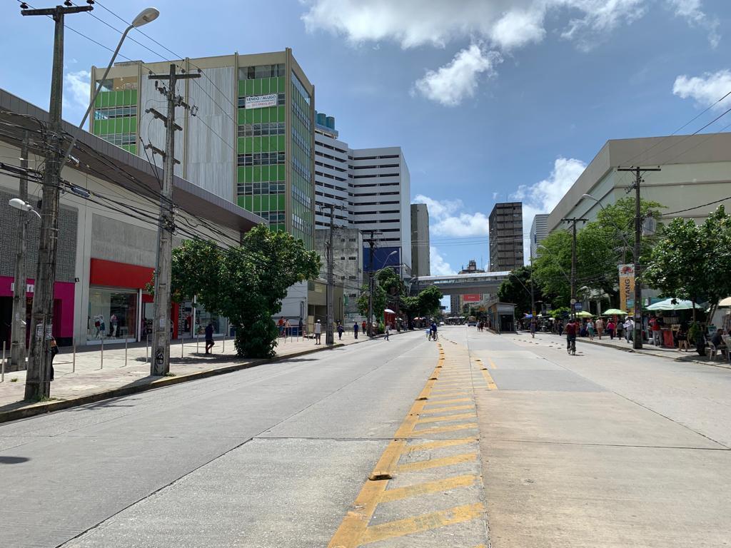 Loja pronta para locação - Recife