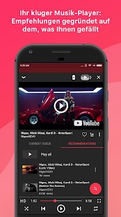 Stream: YouTube Gratis-Player Screenshot
