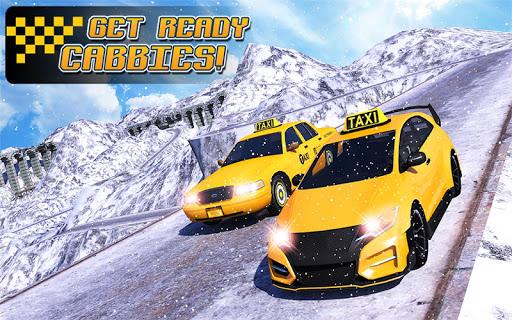 Taxi Driver 3D : Hill Station screenshot 6