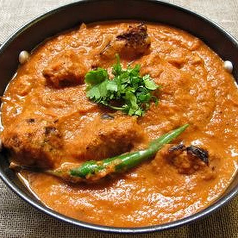 The Perfect Chicken Tikka Masala