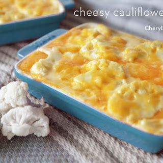 Cheesy Cauliflower Casserole Recipes