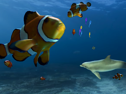 Aquarium VR screenshot for Android