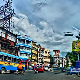 IT'S  MY KOLKATA [ City Of Joy ♡]INDIA 🙋 22 / 7 / 1016 by Sumita Mehera - Uncategorized All Uncategorized