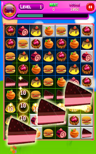 Cookie jam Jelly Star - screenshot