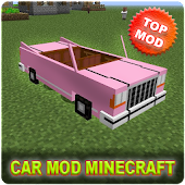 Car MOD For Minecraft PE  for Android