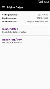 meincongstar Screenshot