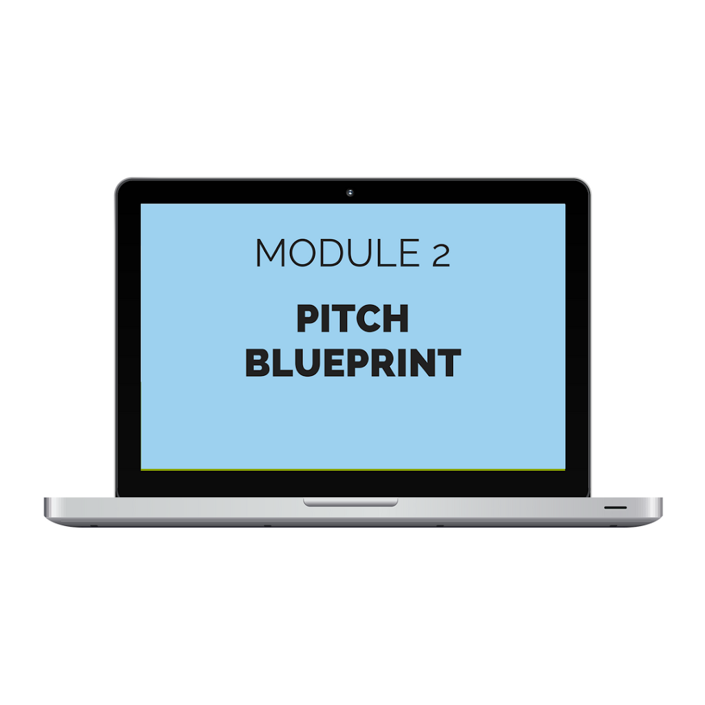 Module 2: Pitch Blueprint