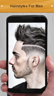 Hairstyles For Men - screenshot