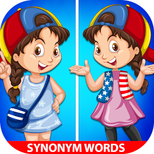 Learn Synonym Words for kids - Similar words For PC (Windows & MAC)