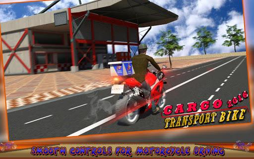 Cargo Transport Bike 2016 - screenshot