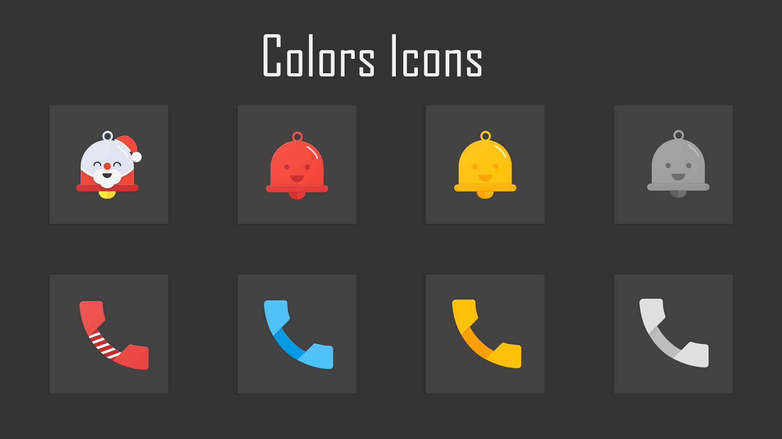 Fabulous - Icon Pack Screenshot 2