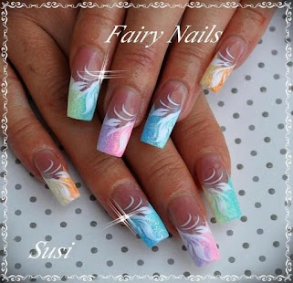 Gel Nail Designs - screenshot