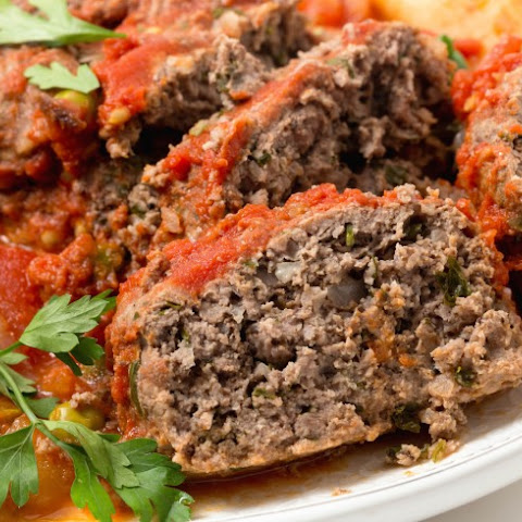 Basic Slow Cooker Meatloaf