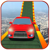 Download Impossible Tracks Car 3D Sim APK on PC